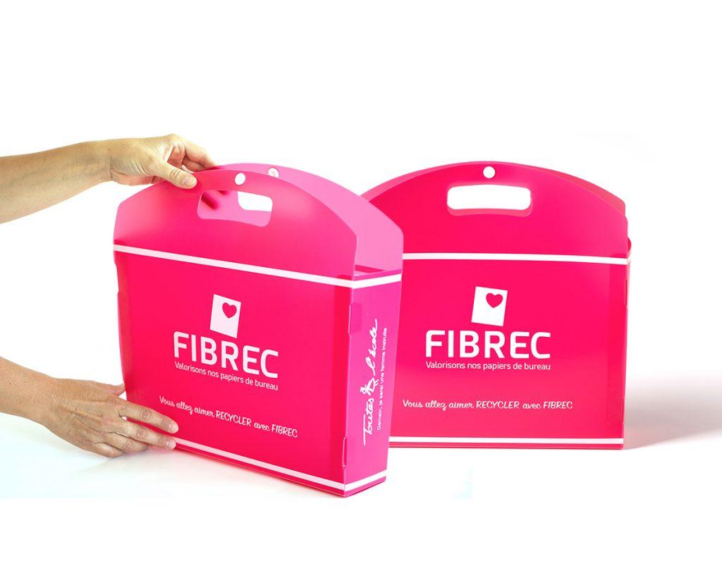 mallette fibrec