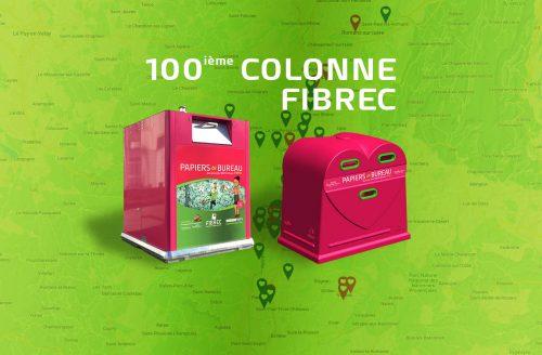 100 COLONNES FIBREC !!!